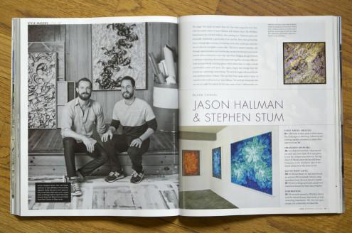 stallman, luxe magazine, Stephen Stum, Jason Hallman
