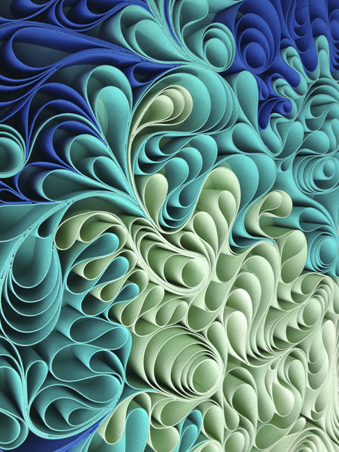 Original artwork, sculpture, seattle, jason hallman, stephen stum, deep blue sky, Joanne Artman gallery