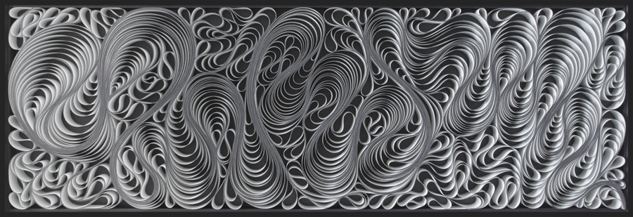 Stallman, modern, Original artwork, sculpture, abstract art, canvas on edge, fine art, black and white, monochrome, holographic, seattle, jason hallman, stephen stum, paper sculpture, organic, stallman, bronze, metallic art, jason hallman, stephen stum