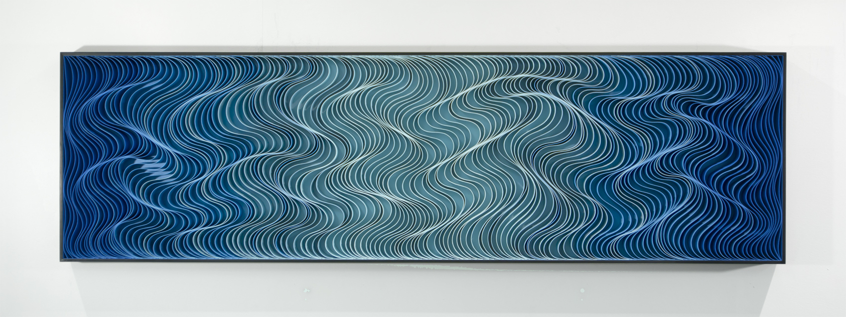 Stallman, modern, paper art, Original artwork, sculpture, abstract art, canvas on edge, fine art, blue, ocean, water, coastal art, seattle, jason hallman, stephen stum, blue,ocean, turquoise, Caribbean, stallman, ocean art, jason hallman, stephen stum, red, orange, warm tone
