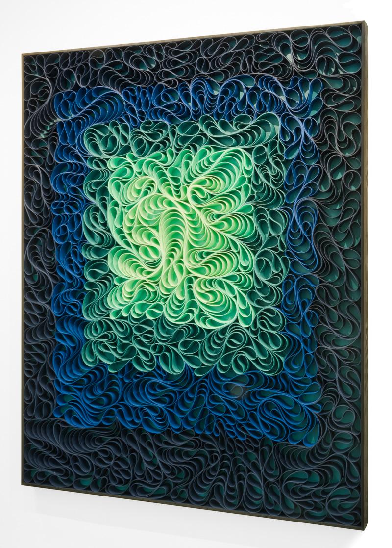 Original artwork, sculpture, seattle, jason hallman, stephen stum, deep blue sky