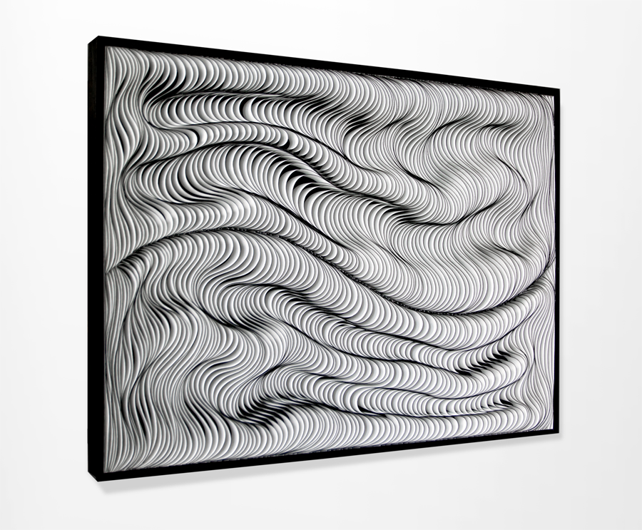 stallman, stallman studio, modern, Original artwork, sculpture, abstract art, canvas on edge, fine art, purple, ocean, water, coastal art, seattle, jason hallman, stephen stum, blue, black and white