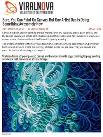 Stallman, modern, Original artwork, sculpture, abstract art, canvas on edge, fine art, blue, ocean, water, coastal art, seattle, jason hallman, stephen stum, paper sculpture, organic, stallman, bronze, metallic art, jason hallman, stephen stum